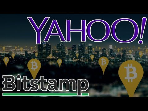 News: Bitstamp SOLD For $400M! Yahoo Cryptocurrency Exchange in 2019!