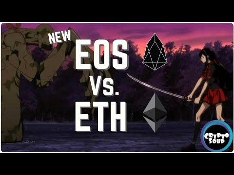 Is EOS Better Than ETH? New Updates