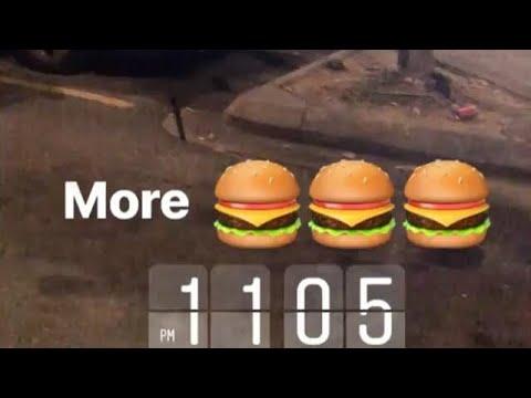 Fattah Amin Layan Fazura Mengidam 3 Bijik Burger Malam- Malam. Ada Apa-Apa Ke??