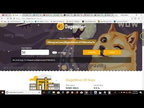 Pendientes Para El Sorteo De Mas 300 Dogecoin Dogeminer 2018