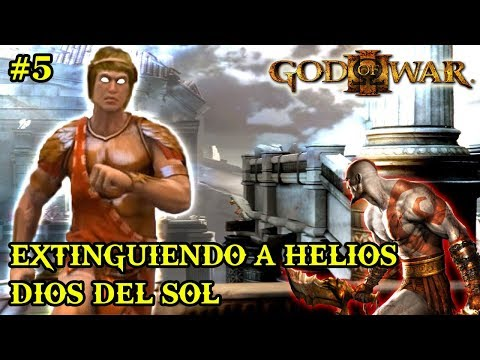 GOD OF WAR 3IEXTINGUIENDO AL SOL |GAMEPLAY #5|Neo-Dreamer