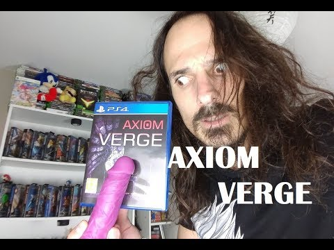 [Avis à Vif #24] – Axiom Verge (Playstation 4)