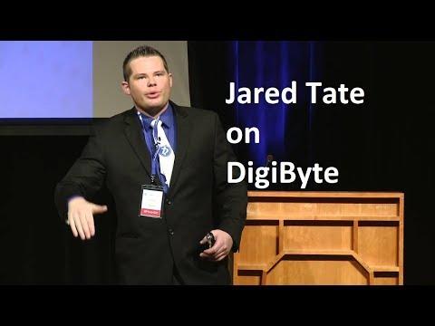 Jared Tate on DigiByte