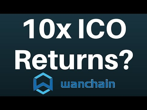 10x ICO Returns on WanChain and Binance going Fiat-to-Crypto?!