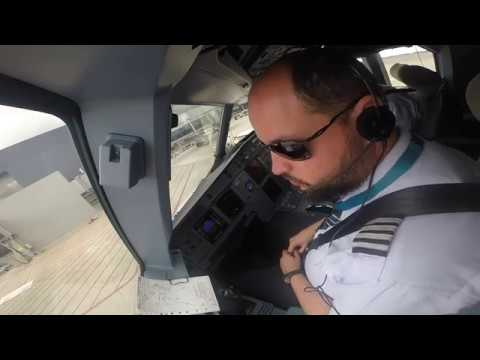 Airbus 320 Neo, Voo Confins – Ezeiza