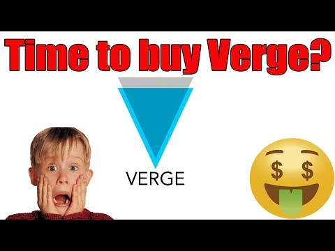 Time to buy Verge $XVG?