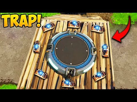 EPIC LAUNCH PAD C4 TRAP! – Fortnite Funny Fails and WTF Moments! #144 (Daily Moments)