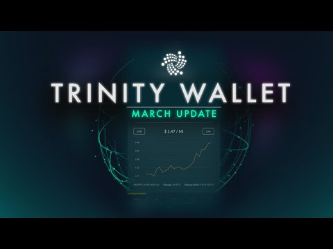IOTA Trinity Wallet Delayed…GOOD!