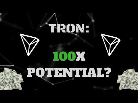 WILL TRON (TRX) 100X?? IS IT WORTH INVESTING?