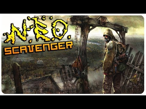 The Post Apocalypse is Back! | NEO Scavenger Extended Mod Part 1 (PC | Mobile)