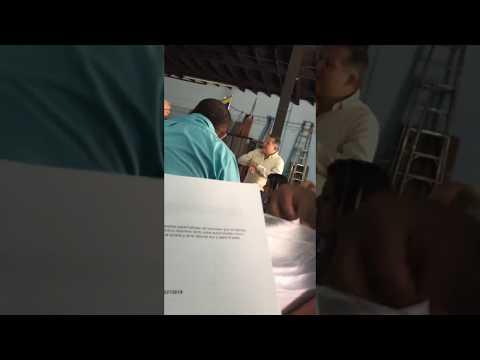 [2] Reunión del PRN con pastores evangélicos 16/3/2018