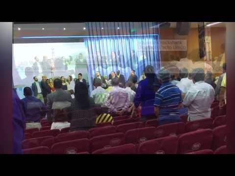 Reunión del PRN con pastores evangélicos 16/3/2018