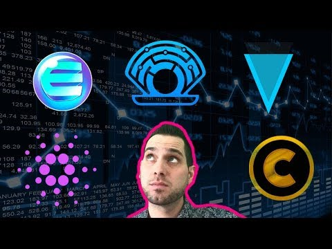 Oyster $PRL Airdrop ?| Cardano ICO | $ENJ Unity Partnership | Verge $XVG | Wallet Safety $CTR $ZPT