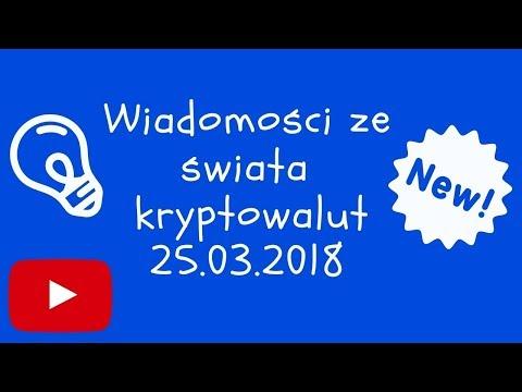 Kryptowaluty Wiadomości – 25.03 Binance Facebook G20 Yahoo Złoto CMC Verge