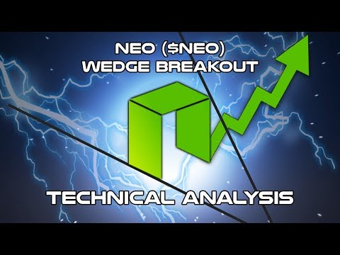 Neo ($NEO) Wedge Breakout! – Lightning Analysis – Cryptocurrency Technical Analysis (2018)