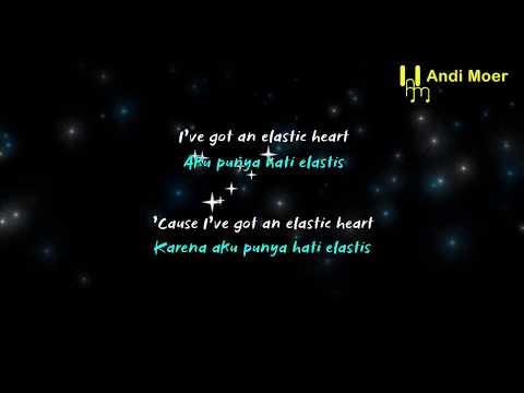 Sia – Elastic Heart – Lyrics (Terjemahan Indonesia)