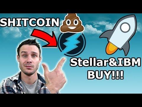 King Shit Coin:?Electroneum?| Stellar & IBM-Better than Ripple? | $ETN $XLM $XRP