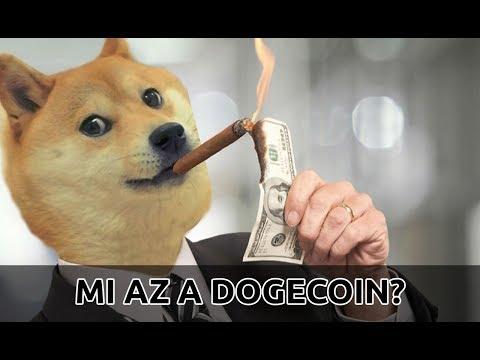 Mi az a Dogecoin?