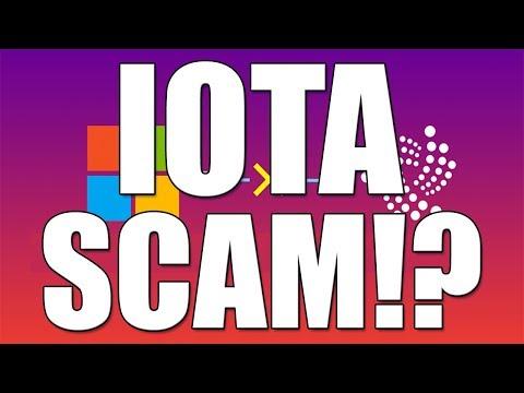 IOTA and Microsoft Partnership Dead!? Will the Price Drop!?
