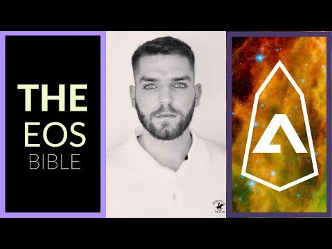 "Everything You Want To Know About EOS.IO | ""The EOS Bible"""