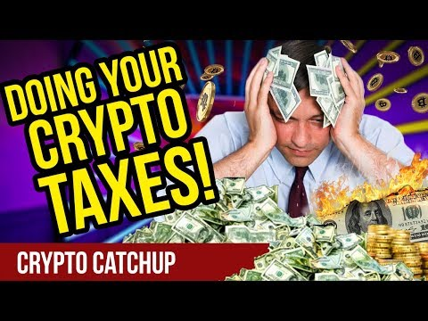 The Crypto Tax Nightmare! – Doing Your CryptoCurrency Taxes! – IRS Crypto News