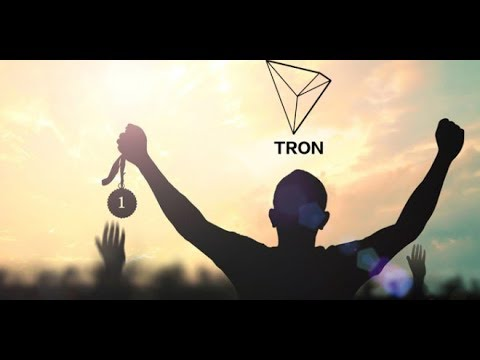 T R O N EXPLODES MARCH 31ST-BUY BUY BUY 2018 REAL CRYPTO NEWS/TIPS!