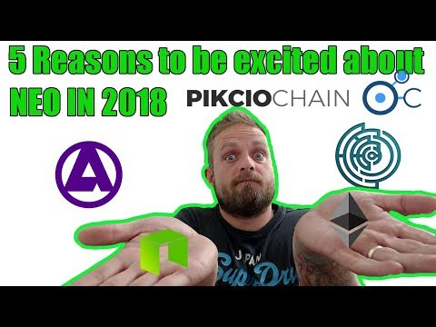 5 Reasons to be Excited about NEO in 2018