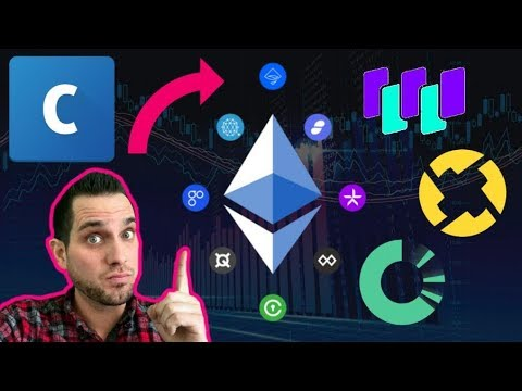 Coinbase Supports ERC-20 Tokens | 0x Widget | Verge | Walton | Origin Trail | $XVG $WTC $TRAC