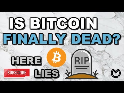 Is Cryptocurrency Dead In 2018? The Bitcoin Bearish Trend…