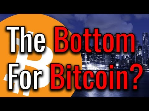 Is The Bottom In For Bitcoin & Cryptocurrency? (3-27-18 Market Update)