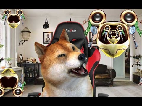 "Roblox ready player one talk !""where the doge squad at!! """