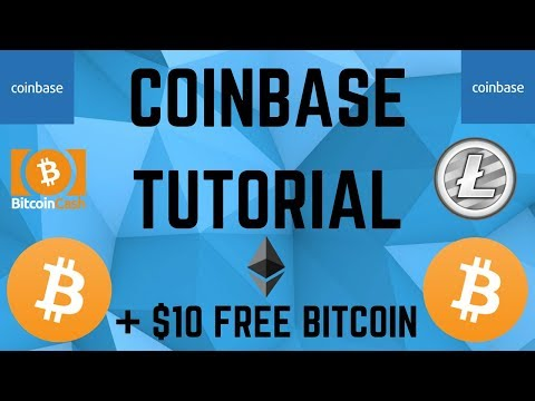 HOW TO BUY CRYPTOCURRENCY: COINBASE Tutorial +FREE BITCOIN! (EASY)