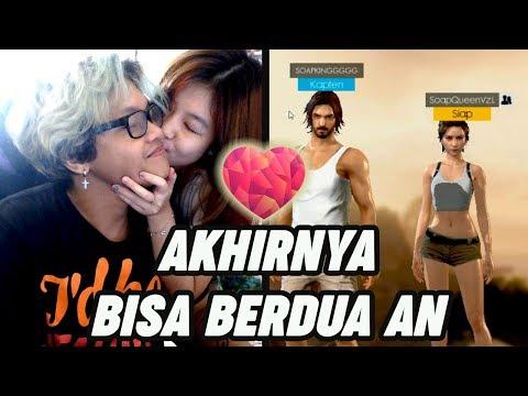 AKHIRNYA BISA BER 2 AN GA ADA YG GANGGU – FREE FIRE INDONESIA