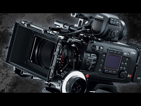 First Look | Canon EOS C700 FF Cinema Camera