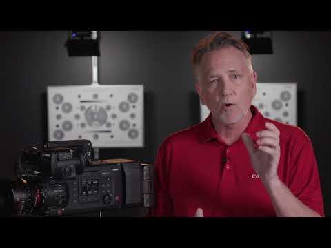 Introducing the Canon EOS C700 FF – A Full-Frame Digital Cinema Camera