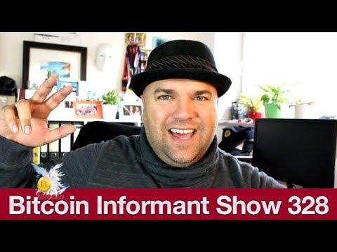 #328 Bitcoin niemals globale Währung, Bitmain Ethereum ASIC Miner & Blockchain Deutsche Börse