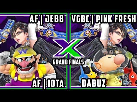 S@X 243 Smash 4 – AF | Jebb & AF | Iota Vs. VGBC | Pink Fresh & Dabuz – Wii U Doubles Grand Finals