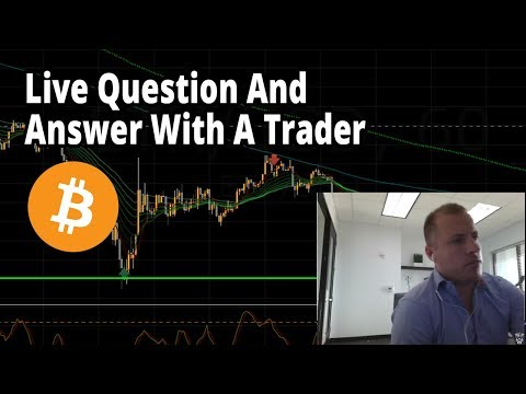 Live Question And Answer – Let's Talk Cryptocurrency Trading!