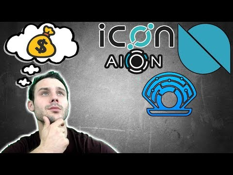 Ontology vs Neo | $PRL Airdrop | $AION Mainnet | $ICX Token Swap? | Bytom Rumor