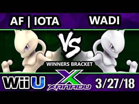 S@X 243 Smash 4 – AF | Iota (Mewtwo, Wario) Vs. Wadi (Mewtwo) – Wii U Winners Bracket