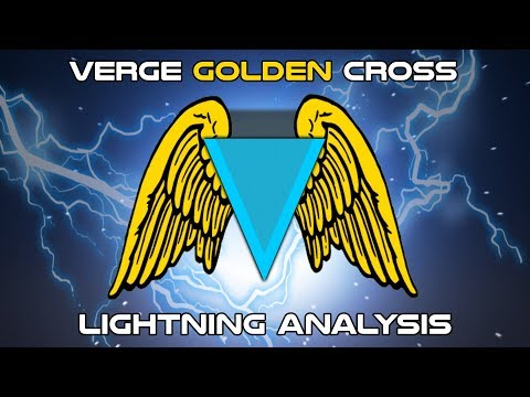 Verge ($XVG) 4hr Golden Cross! – Lightning Analysis – Cryptocurrency Technical Analysis (2018)
