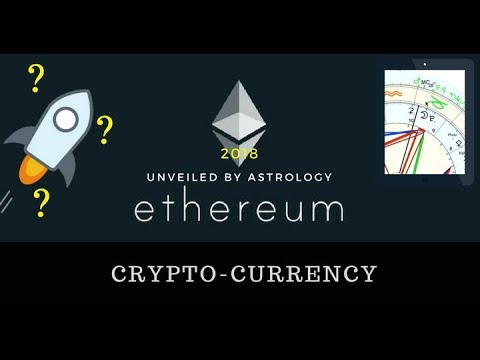 ETHERUM (ETH) 2ND BIGGEST CRYPTOCURRENCY |  LISTEN TO ASTRO FINANCE PREDICTION TO APRIL-JULY 2018