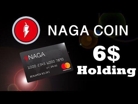 Nagacoin Price Prediction 2018! Naga Explode To 6$ Again At The Last 2018