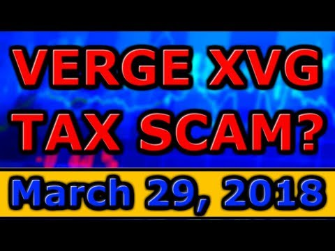 Verge XVG Crowdfunding SCAM To Pay TAXES?! First LEGAL ICO In CHINA! Ripple & Ethereum For CHARITY!