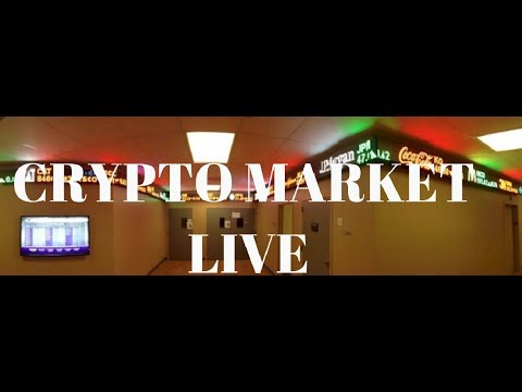 RIPPLE CRYPTO WATCH THE MARKET LIVE! REAL CRYPTO NEWS/TIPS!