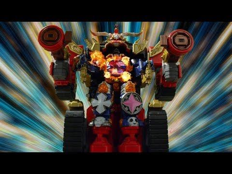 Power Rangers Super Ninja Steel – Blaze Ultrazord | Neo-Saban Superheroes Zords