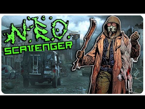 Ambushed by a Camp Raider! | NEO Scavenger Gameplay Ep 2 (Extended Mod)