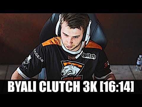 BYALI CLUTCH 3K [16:14]/NEO CS 1.6 UMP 4K/SNAX 1 VS 2/GET_RIGHT UNLUCKY/TEAM PLAY LEVEL 10000]