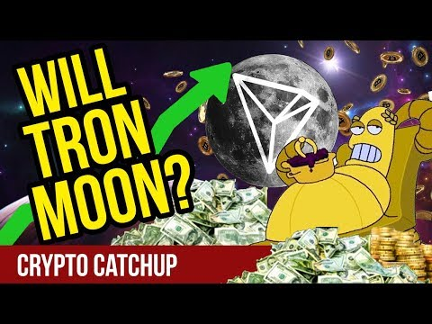 Will Tron Moon? – How High Will Tron TRX Rise? – CryptoCurrency News