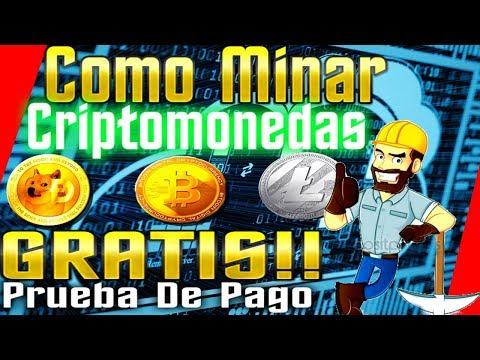 🚀 Como Minar Bitcoin Litecoin y Dogecoin GRATIS SIN INVERTIR [ Como Ganar Dinero Con Bitcons ]